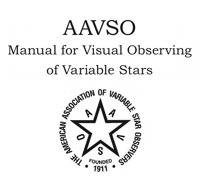 Visual Observing Manual | aavs...
